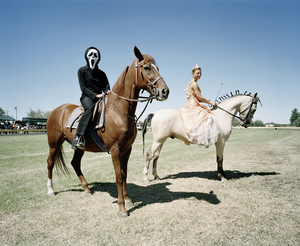 Fancy-dress competition, Beaufort West Agricultural Show, 2007 © Mikhael Subotzky/Magnum Photos