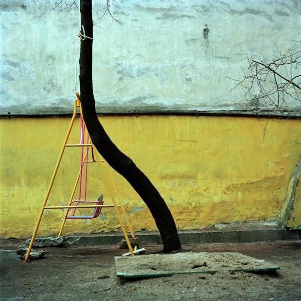 Sandbox 6, © 2008 Trevor Traynor
