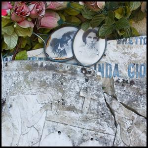 "From the series ""Memoria Scaduta"" © Jim Vecchi"