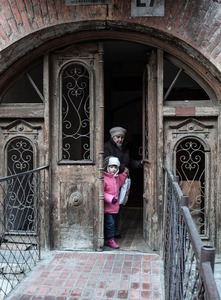 Tbilisi old town © CJM Booth