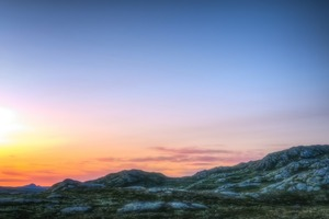Sunrise at Båtskaret © Gunnar Kopperud