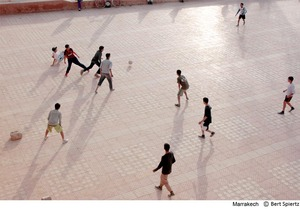 Street football around the globe © Bert Spiertz