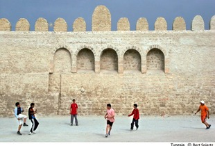 Street football around the globe © Bert Spiertz