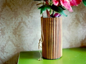 Bamboo Vase© Takahiro Kaneyama