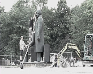 'Workers of All Countries, Unite!', 2010, Single Channel Video, 6min 02sec, Video Clip 01