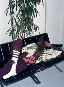 "Rendez Vous magazine. From the photobook ""In and Out of Fashion"" © Viviane Sassen"