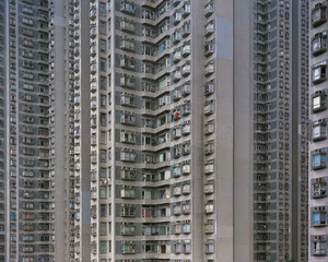 From <i>Architecture of Density</i> © Michael Wolf
