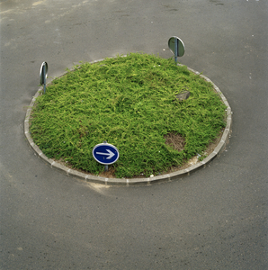 Ikea parking lot | Roissy, France.  © Robert Harding Pittman