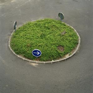 Ikea parking lot | Roissy, France.  © Robert Harding Pittman