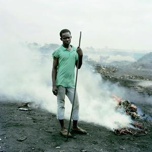 © Pieter Hugo, Al Hasan Abukari, Agbogbloshie Market, Accra, Ghana, 2009. Courtesy Yossi Milo Gallery