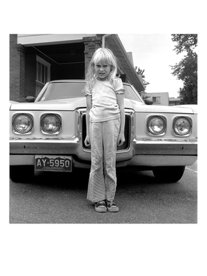 © Ricardo Bloch, Lena, serie Happy Days, Denver Colorado, 1978. Courtesy School Gallery / Olivier Castaing