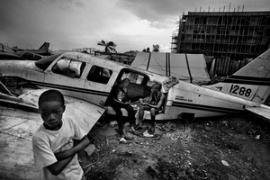 © Albertina d'Urso, from the series Haiti on its knees but still alive.  Second Prize, Single Image Category, LensCulture International Exposure Awards 2010