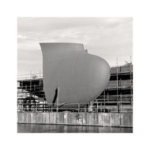 "© Sylvain Deleu (Great Britain) Gdansk Shipyard ""Hull in Construction"". Honorable Mention, LensCulture Exposure Awards 2009"