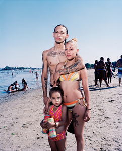 "From ""Orchard Beach"" © Wayne Lawrence/INSTITUTE"