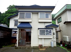 My Great-uncle's House© Takahiro Kaneyama