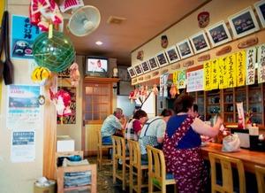Restaurant© Takahiro Kaneyama