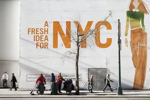 """Joe Fresh #01, from """"Coming Soon"""" © Natan Dvir"""