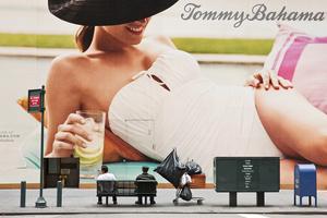 """Tommy Bahama #02, from """"Coming Soon"""" © Natan Dvir"""