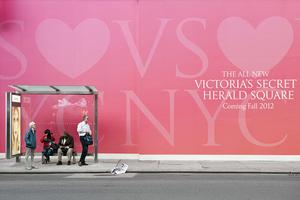 "Victoria's Secret, from ""Coming Soon"" © Natan Dvir"