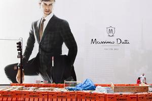 "Massimo Dutti, from ""Coming Soon"" © Natan Dvir"