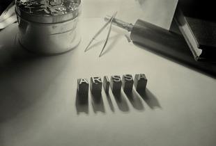 Typography Arissa © Arissa Archive, Fundacion Telefonica