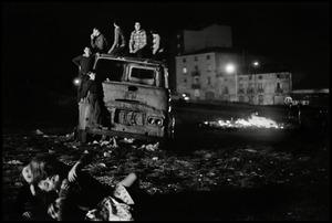 Cuenca, aprox. 1969 © Cristobal Hara, VEGAP