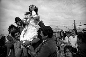 Vicalvaro, Madrid, 1985 © Ramon Zabalza
