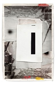 Z-4, 2012, 46 x 31 cm, Silver Gelatin Print, Mixed Media © Jeff Cowen