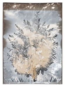 Nature Morte 16, 2012, 174 x 127 cm, Silver Gelatin Print, Mixed Media © Jeff Cowen