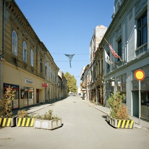 Town centre, Vukovar. © Colin Dutton