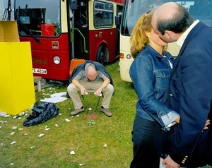From the series Drunk UK © Peter Dench