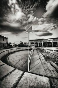 slow down sign © Christos Tolis