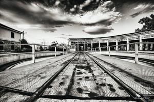 inside the depot © Christos Tolis