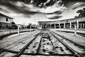 inside the depot © Christos Tolis