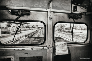 afternoon view from cab © Christos Tolis