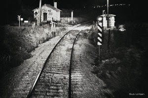 level crossing © Christos Tolis