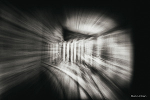 pillars abstract © Christos Tolis