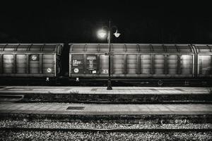 still life with trains © Christos Tolis
