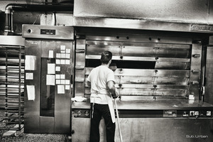 in the bakery © Christos Tolis
