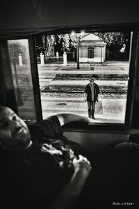the signal to depart © Christos Tolis