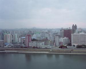 West Pyongyang view. © Maxime Delvaux
