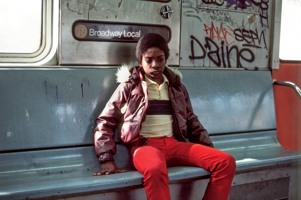The New Yorkers Color Street Photography From The 1980s