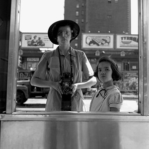 Self-portrait © Vivian Maier/John Maloof Collection. Courtesy Howard Greenberg Gallery, New York