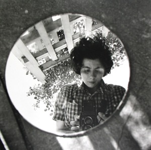 Self-portrait, 1953 © Vivian Maier/John Maloof Collection. Courtesy Howard Greenberg Gallery, New York