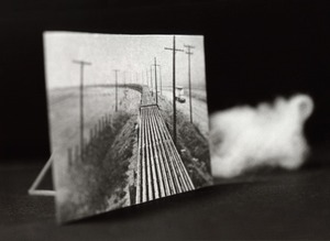 Object 2, 2014, gelatin silver print