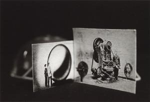Object 3, 2014, gelatin silver print