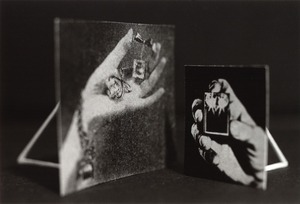 Object 4, 2014, gelatin silver print