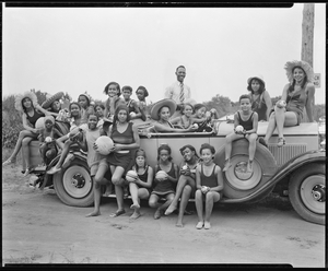 Picnic group, Highland Beach, Maryland, 1931 Courtesy of the Archives Center, National Museum of American History, Smithsonian Institution © scurlock