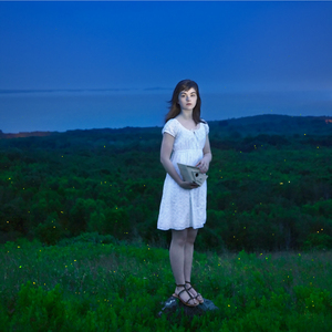Devin and Fireflies. Rockland, Maine, 2011. © Cig Harvey.