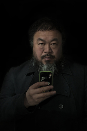 2nd Prize Prize People, Staged Portraits, Single © Stefen Chow, Malaysia, for Smithsonian magazine. Ai Wei Wei. 06 February 2012, Beijing, China.